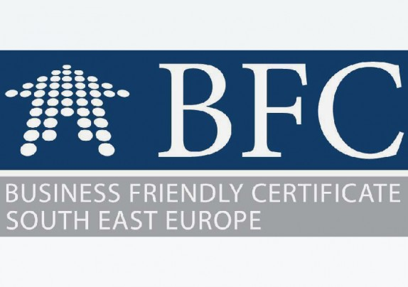 "Uspjeh: Gradu Ivancu ponovno certifikat ""business friendly""!"