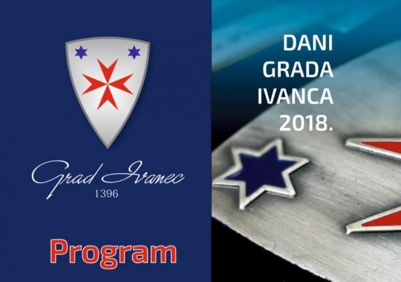 DANI GRADA IVANCA 2018.