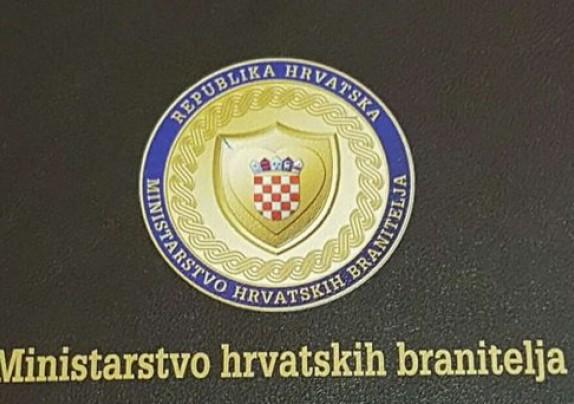 Ministarstvo branitelja objavilo 2 nova javna poziva