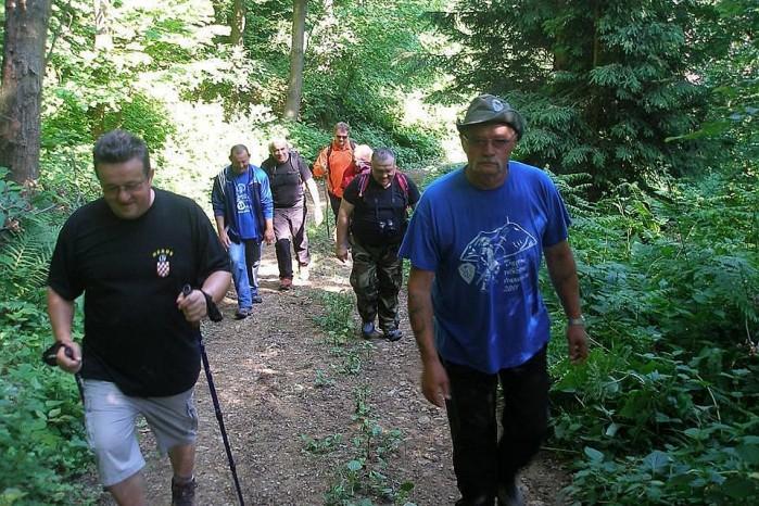 U nedjelju, 29. svibnja, 2. memorijalni planinarski pohod u spomen na poginule i umrle branitelje