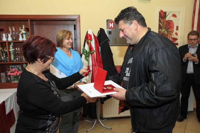 Podjela zahvalnica i priznanja darivateljima krvi Crvenog križa Ivanec