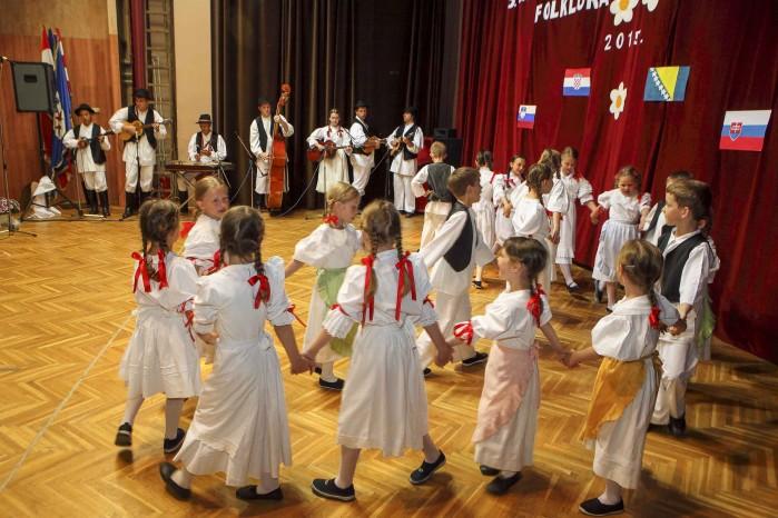 U subotu, 22. travnja, 5. smotra dječjeg folklora u Ivancu