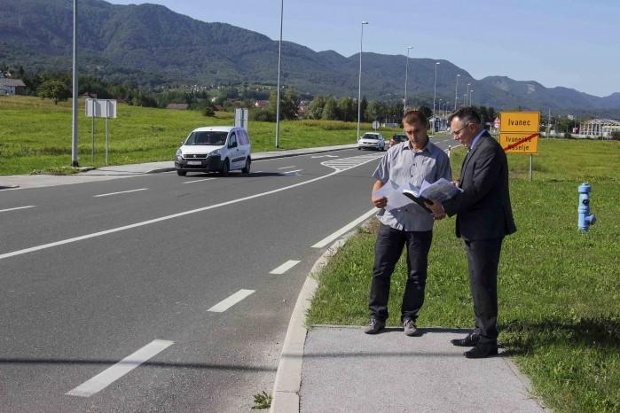 M. Batinić: U 1. fazi - izgradnja brze ceste Varaždin-Ivanec 2020./2021. godine