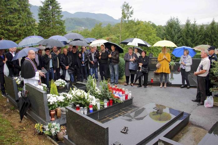 Velikim skupom obilježena 26. obljetnica pogibije branitelja Ivana Severa