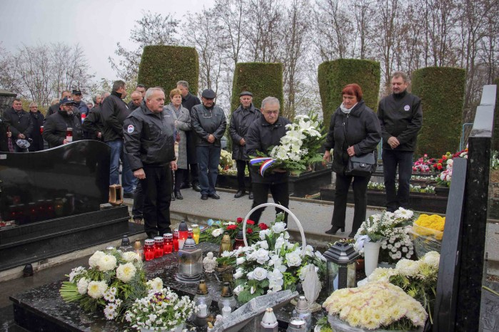 Obilježena 26. obljetnica pogibije vukovarskog branitelja Stjepana Vusića