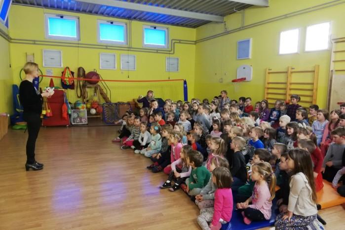 Dan oralnog zdravlja u ivanečkom Dječjem vrtiću Ivančice