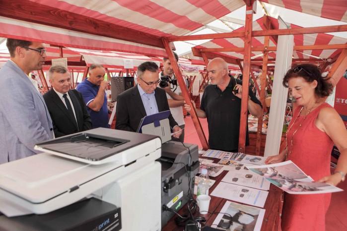 Grad Ivanec i Poslovna zona: Poziv gospodarstvenicima na zajednički nastup na 5. gospodarskom sajmu u Varaždinu (31. 05. i 1. 06.)