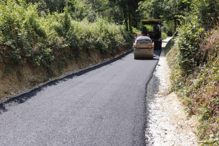 Radovi na nerazvrstanim cestama na području grada Ivanca u punom su jeku