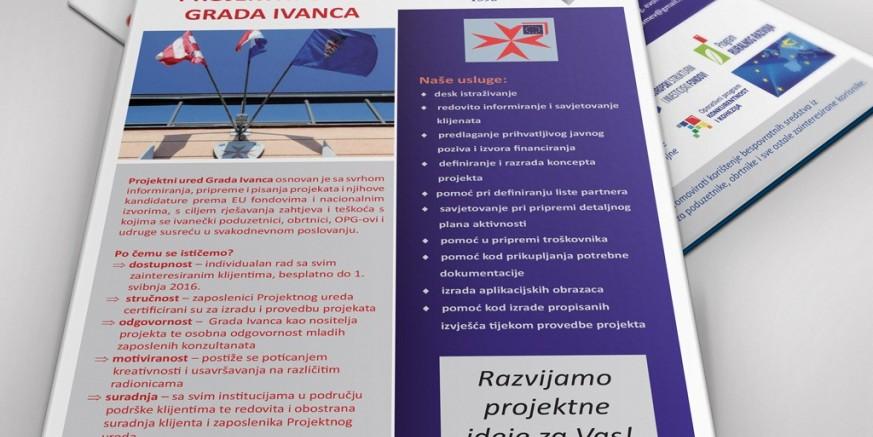Projektni ured Grada Ivanca priređuje prezentaciju programa Ministarstva turizma za dodjelu bespovratnih sredstava
