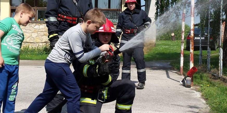 Tijekom svibnja sedam evakuacijskih vježbi u osnovnim školama na području grada Ivanca