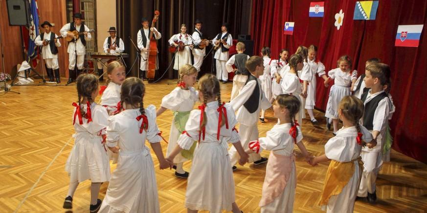 U subotu, 14. svibnja, Ivanec je domaćin 4. međunarodnoj smotri dječjeg folklora