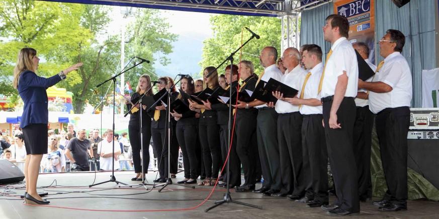 KUD Rudolf Rajter i VA Sakcinski na 10. međunarodnom natjecanju zborova u Zadru