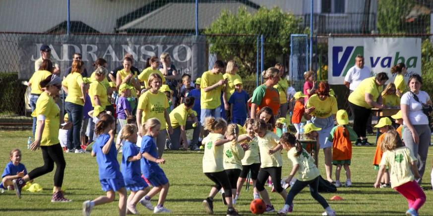 285 mališana stiže na 6. olimpijski festival dječjih vrtića Ivanec 2016.