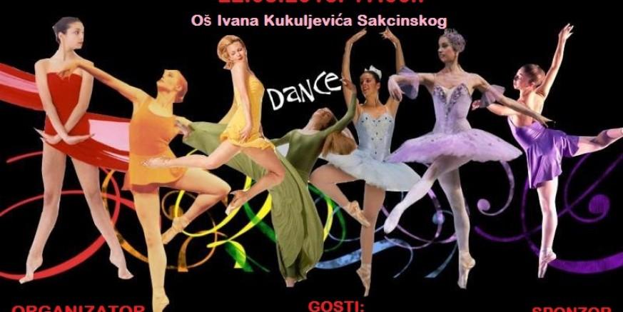 Plesni klub Ivančica u nedjelju priređuje plesni spektakl s više od 100 plesača