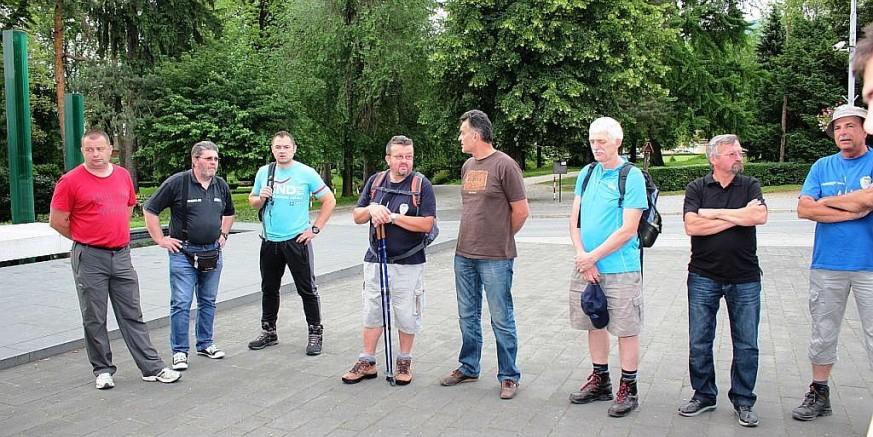 """Memorijalni pohod """"Putem Ivanečke planinarske obilaznice"""""""