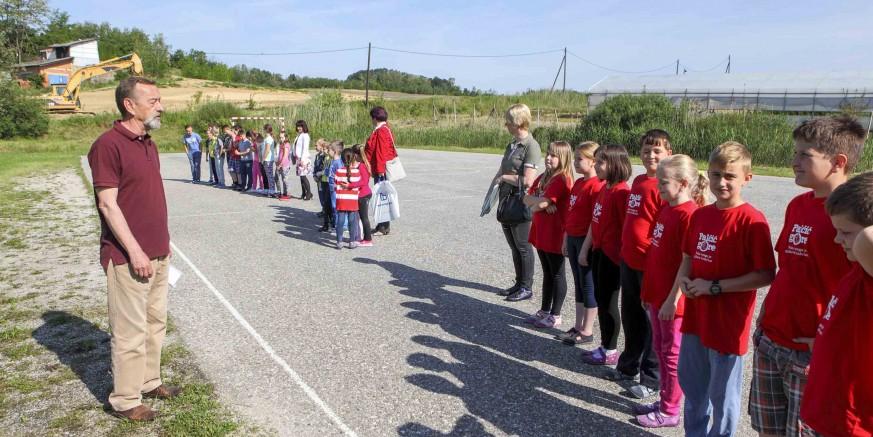 Vježbe zaštite i spašavanja provedene u svim školama na području grada Ivanca