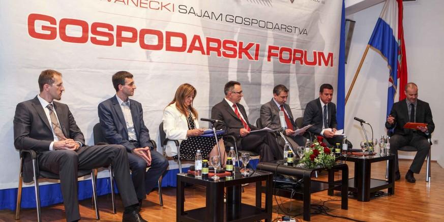 6. gospodarski forum Ivanec 2014. – u Srednju školu uvesti obrazovanje za CNC operatera