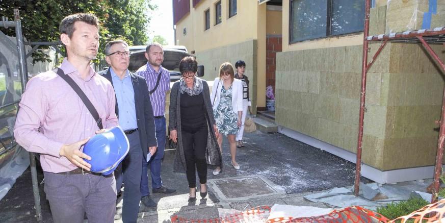 Iz Kohezijskog fonda i EU fonda za regionalni razvoj - počela energetska obnova Dječjeg vrtića Ivančice
