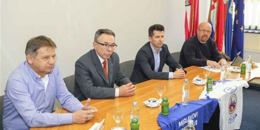 Tiskovna konferencija: Humanitarna utakmica za Mislava Šuška bit će prvorazredan sportski happening i zabavna priredba