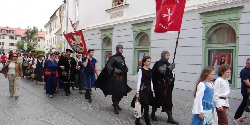 Ivanečki vitezovi u Ptuju, uzvratni posjet već u subotu, o Danima grada Ivanca