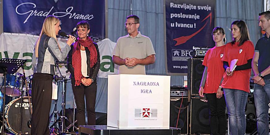 Velika nagradna igra za sve posjetitelje Ivanečkog gospodarskog sajma