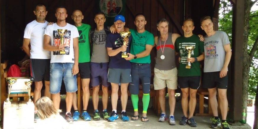 166 trkača istrčalo 24. međunarodnu brdsku utrku Ivančica 2016. i Prvenstvo RH u planinskom trčanju