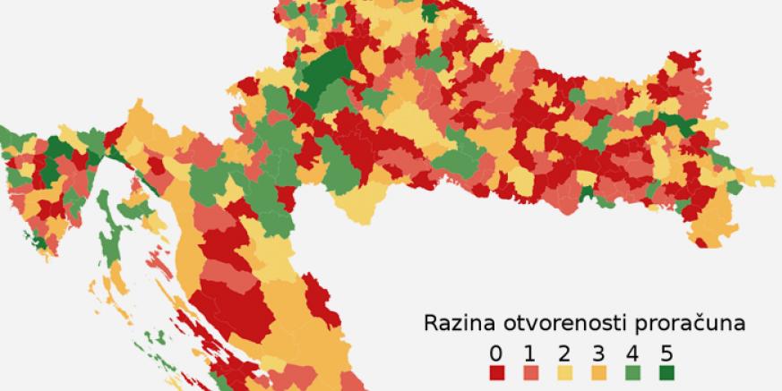 Proračunska transparentnost: Grad Ivanec u vrhu najtransparentnijih gradova u Hrvatskoj