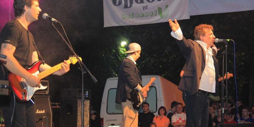 Koncert Prljavog kazališta u Ivancu u petak, 26. kolovoza