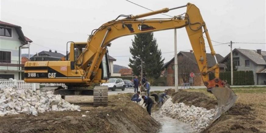 U dogovoru Grada Ivanca i Ispostave Plitvica - Bednja sanirani su odroni na potoku Seljanec