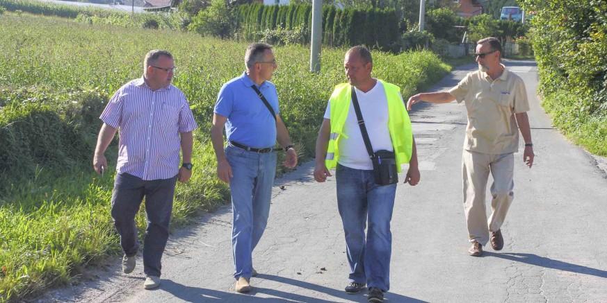 Asfaltirano više od 500 metara ceste kroz Vuglovec