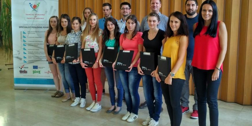 Srednja škola počela s izvođenjem novog programa obrazovanja odraslih – financiranje iz EU projekta vrijednog 1,36 milijuna kuna