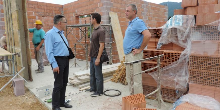 Gradi se društveni dom u Mjesnom odboru Kaniža – investicija vrijedna 292.500 kuna
