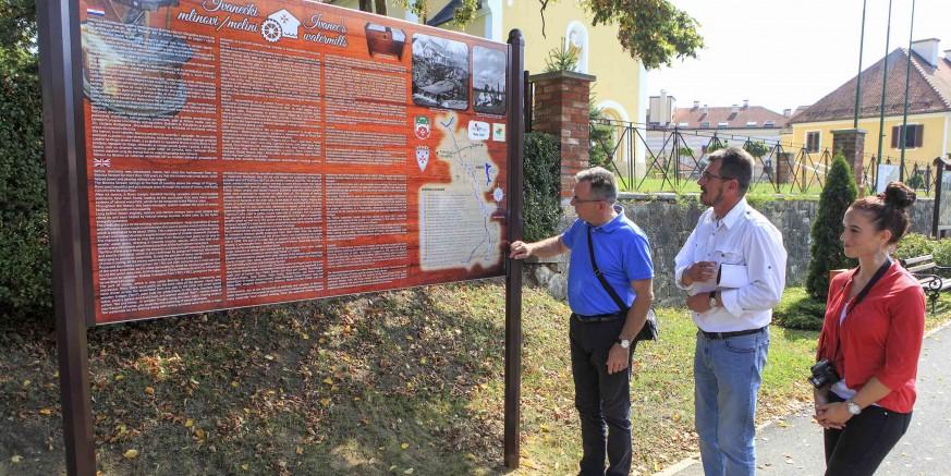 Turistička zajednica: Postavljaju se interpretacijske table na lokacije nekadašnjih mlinova na Bistrici