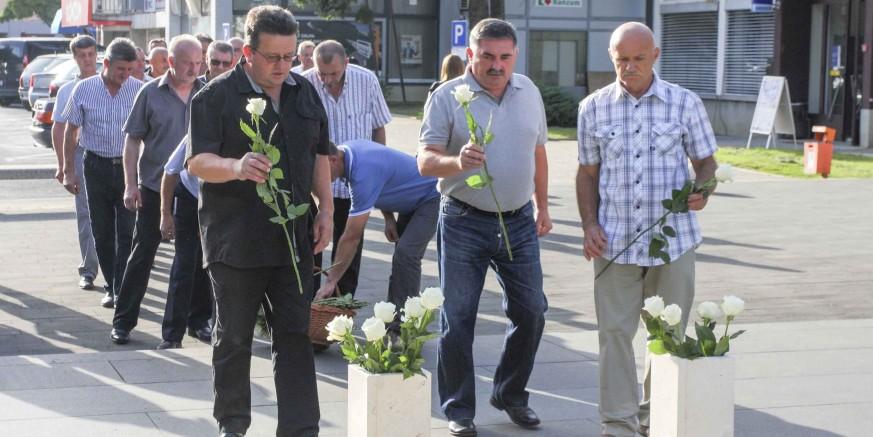 Obilježavanje 25. obljetnice oslobađanja vojnih objekata na Ivančici i pogibije Ivana Severa Nina u subotu, 17. rujna