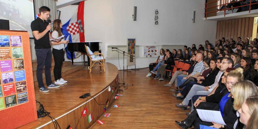 Europski dan jezika i Tjedan cjeloživotnog učenja u Srednjoj školi Ivanec