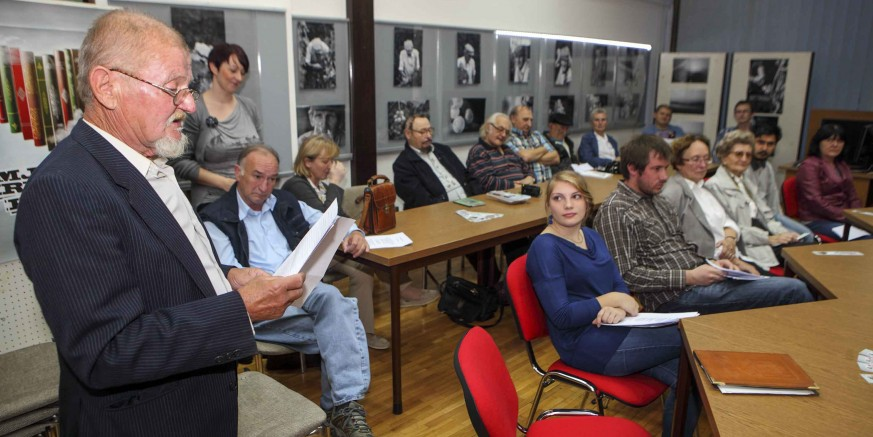 Program Gradske knjižnice i čitaonice Gustav Krklec povodom Mjeseca hrvatske knjige 2016.