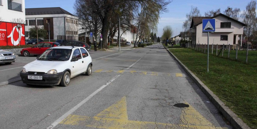 Počinje gradnja oborinske kanalizacije u Ulici Eugena Kumičića – vrijednost radova 290.000 kuna
