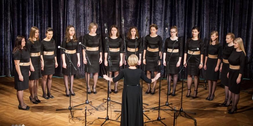 Vokalnom ansamblu Sakcinski treću godinu zaredom naslov pobjednika državne smotre malih vokalnih sastava!