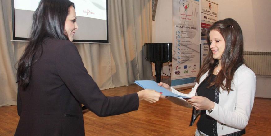 "Srednja škola Ivanec: Predstavljeni rezultati EU projekta ""Inovativno obrazovanje za inovativno poslovanje"""