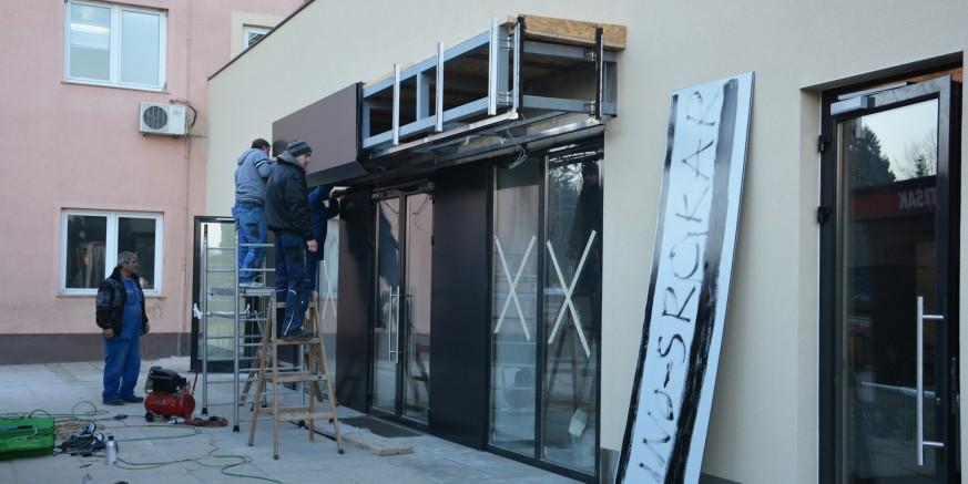 Rekonstrukcijski radovi u kinodvorani Ivanec ušli u završnu fazu
