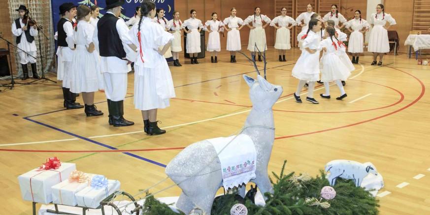 Veseli Božićni koncert KUD-a Salinovec