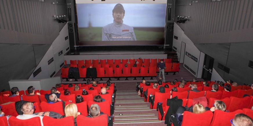 Najljepši novogodišnji dar građanima – otvoreno je novo kino u Ivancu