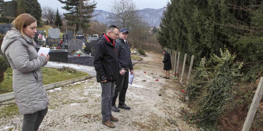 Pripreme za donošenje petogodišnjeg programa investicijskog održavanja svih gradskih groblja