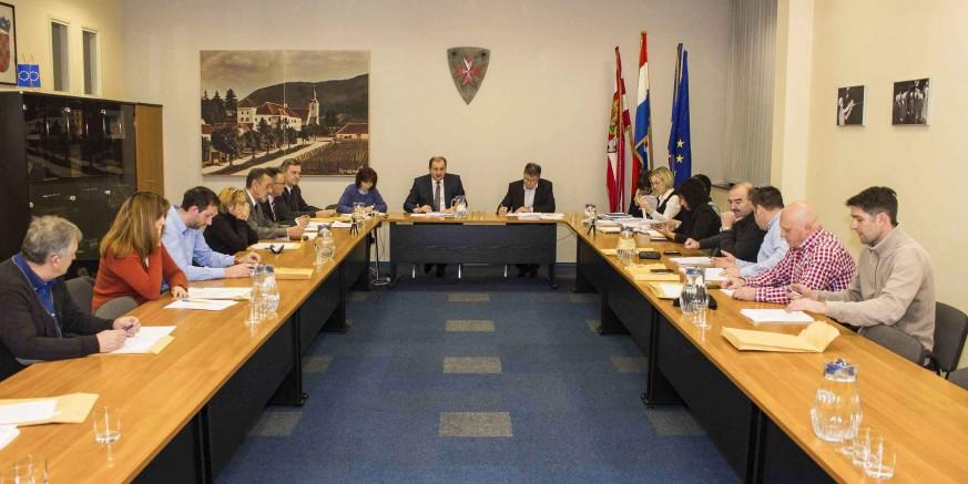 Održana je 33. sjednica Gradskog vijeća Ivanca