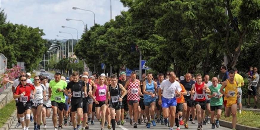 23. međunarodna brdska utrka Ivančica 2015. u povodu Dana grada Ivanca