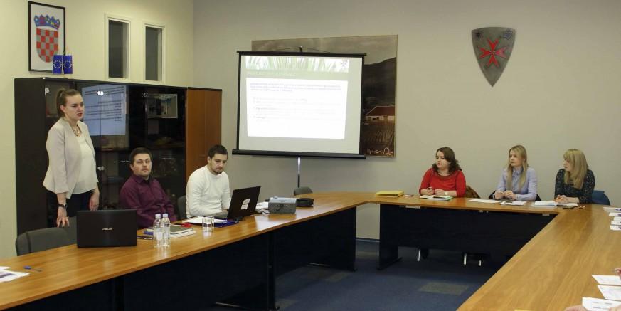 Projektni ured: Uspješna prezentacija o EU potporama za mala poljoprivredna gospodarstva