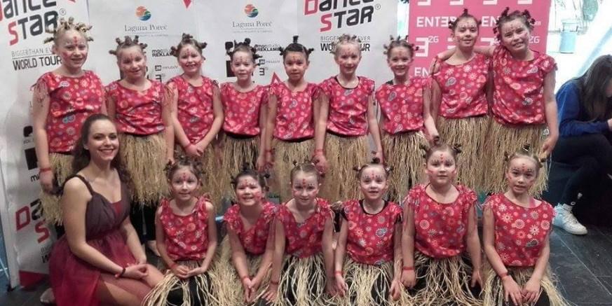 Plesni klub Ivančica: Plesačice izborile nastup na Svjetskom prvenstvu