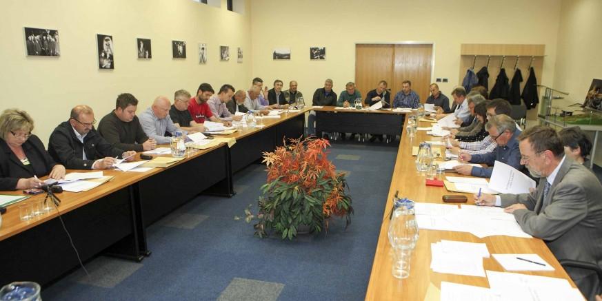 Održana je tematska sjednica Gradskog vijeća o stanju u sportu na području grada Ivanca