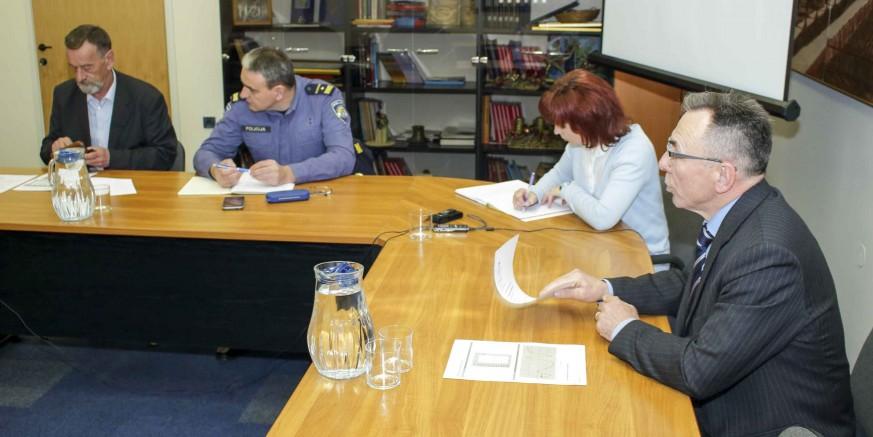 Vijeće za prevenciju: Stanje sigurnosti na području Ivanca najpovoljnije u proteklih 10 godina