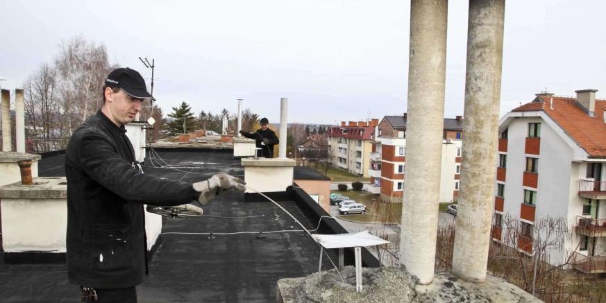 Dimnjačarski poslovi: Koncesija na pet godina Dimaxu iz Varaždina